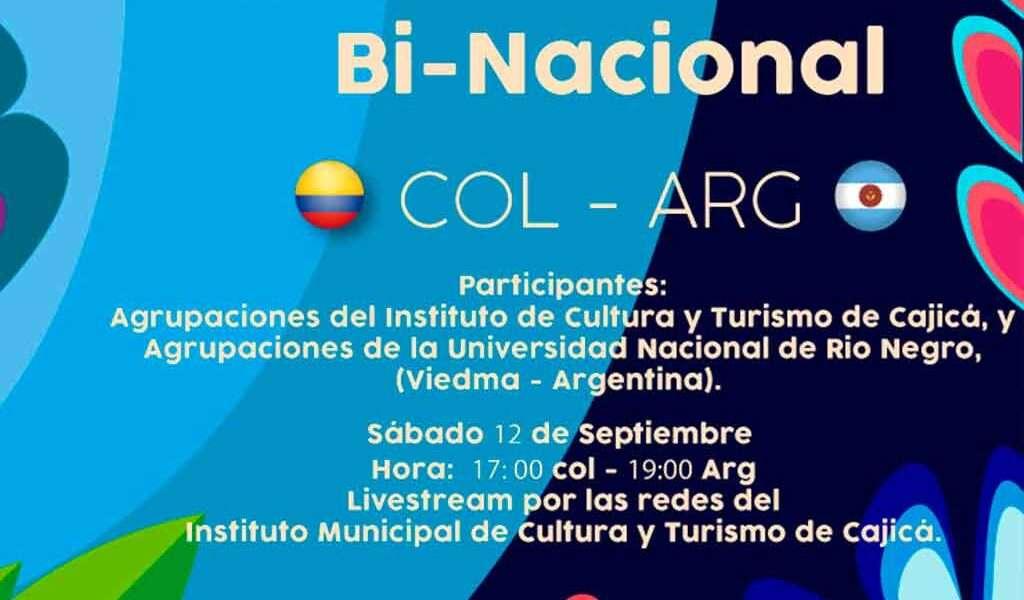 El gran Concierto Binacional. en Cajicá