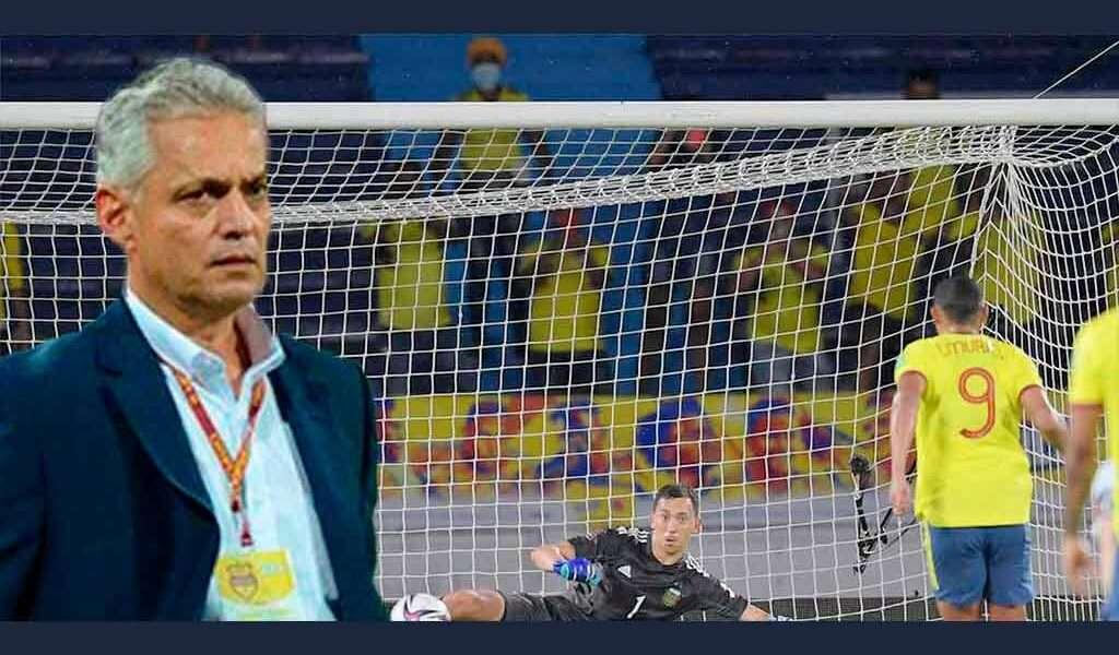 Colombia comenzó a rodar mejor al ritmo de Reinaldo