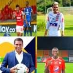 América, Santa Fe, Junior y Equidad semifinalistas de la Liga colombiana