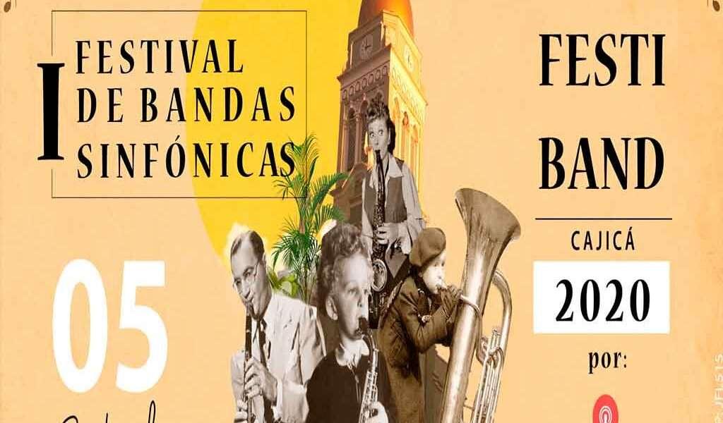 Cajicá realizará su primer festival de BANDAS SINFÓNICAS