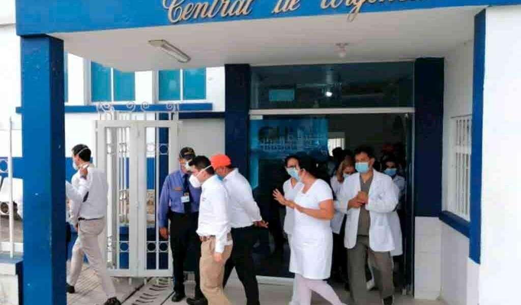 Examen para elegir gerentes de hospitales de Cundinamarca   Voxpopuli