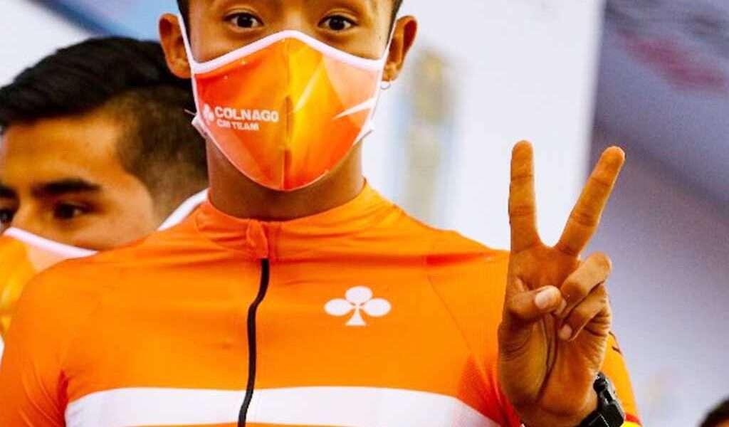 Tres ciclistas de Zipaquirá protagonistas en la Vuelta a Colombia