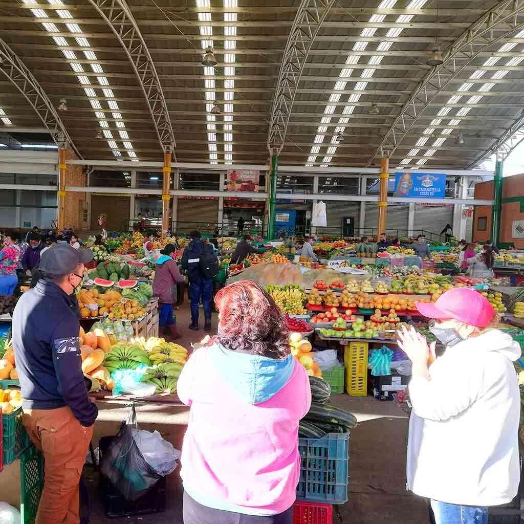 """""""Exorbitantes incrementos en los arrendamientos en la plaza de mercado"""" de Zipaquirá"""