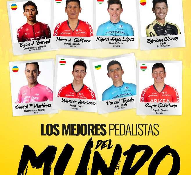 Sabías que los mejores pedalistas del mundo se formaron en la Región Central