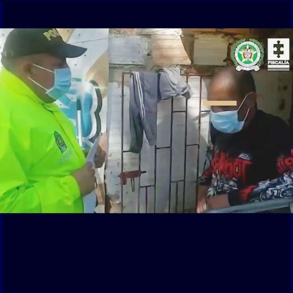 "or aterrador caso de abuso sexual en Chía la Fiscalía acusó a alias ""Satanás"""