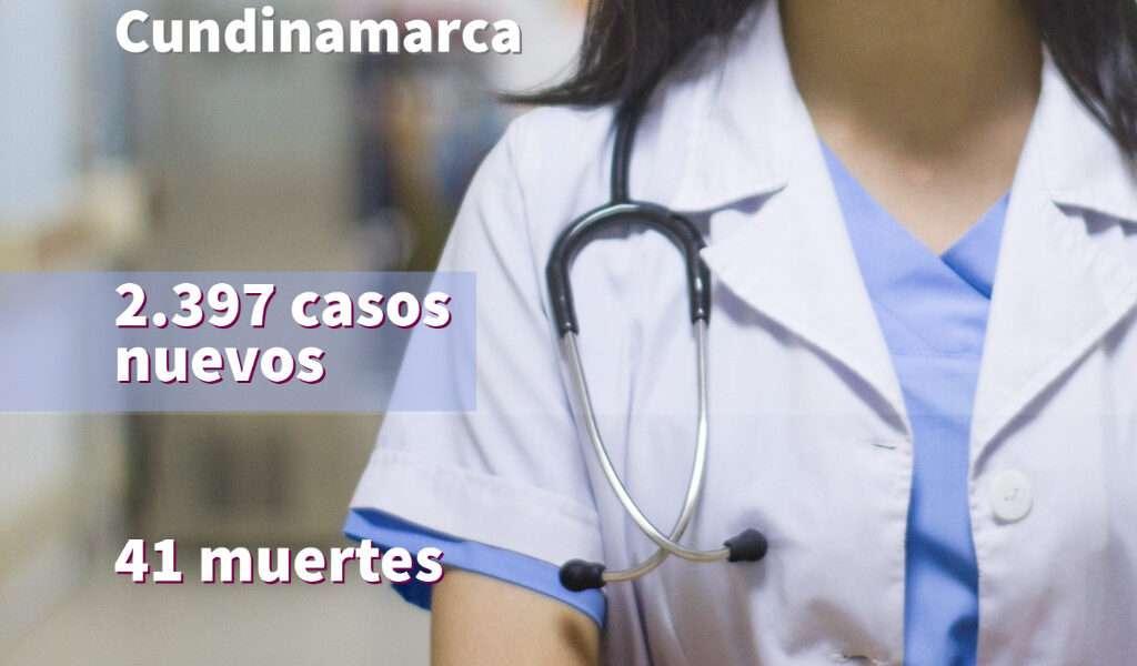 Cundinamarca superó las cinco mil muertes por covid-19