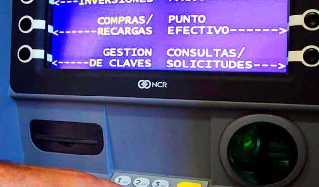 Los ladrones atacan en cajeros automáticos de Zipaquirá