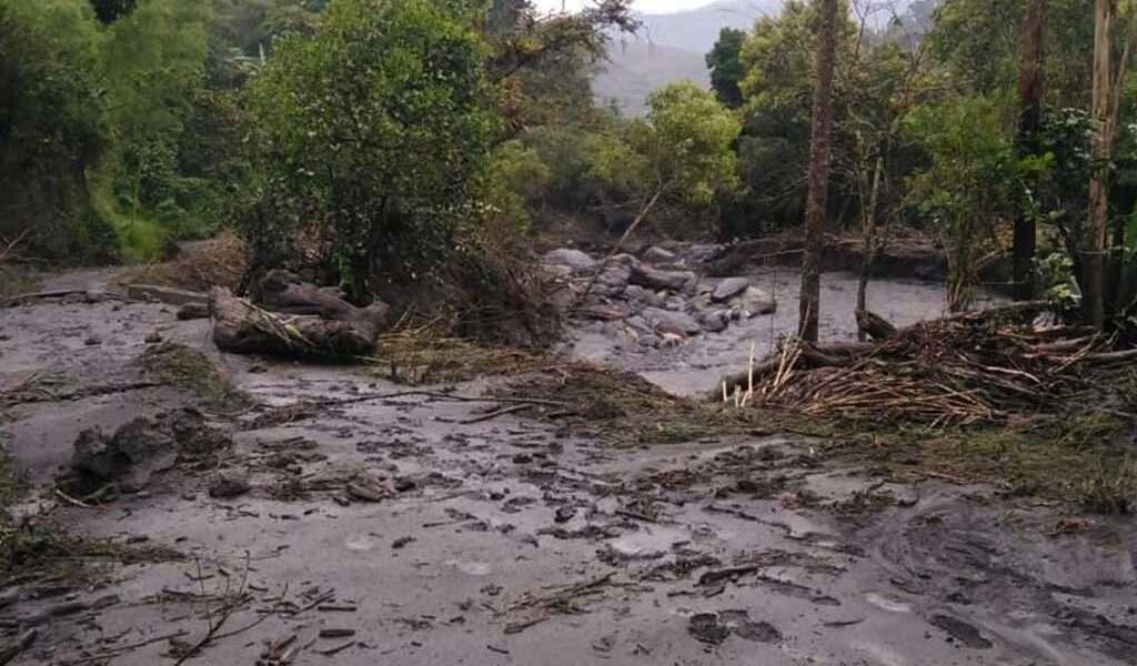 Cundinamarca emitió la ALERTA NARANJA por lluvias