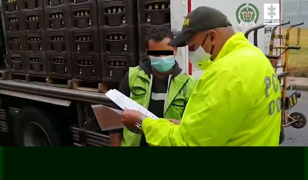 Acusados de robar licores en Chía, Tocancipá y Zipaquirá