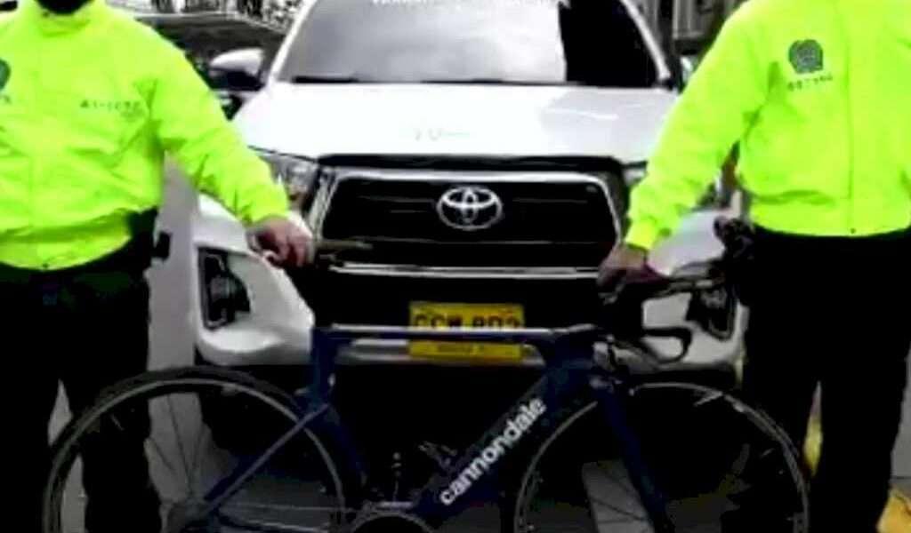 Municipios donde más se roban las bicicletas