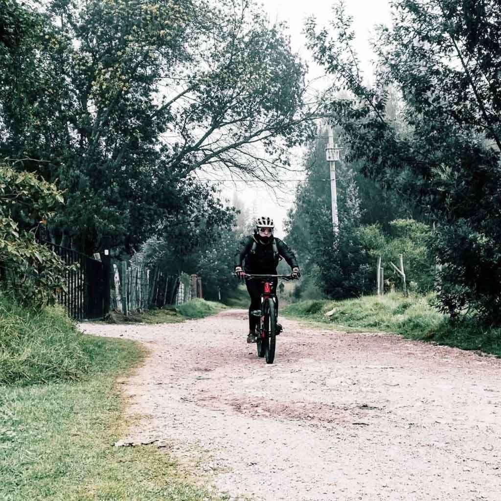 Comienzan rutas turísticas en bicicleta por Sabana Centro